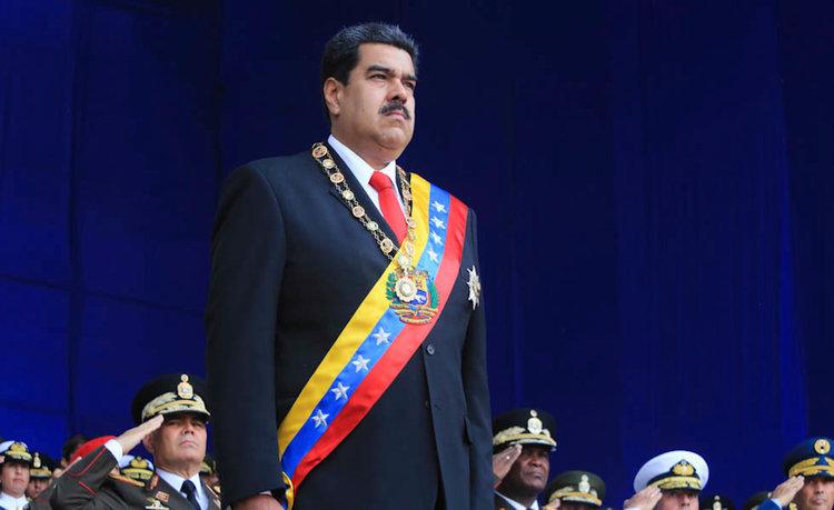 Obama Failed his Coup in Venezuela