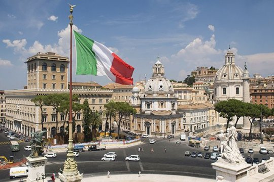 Italy's Mediterranean Policy