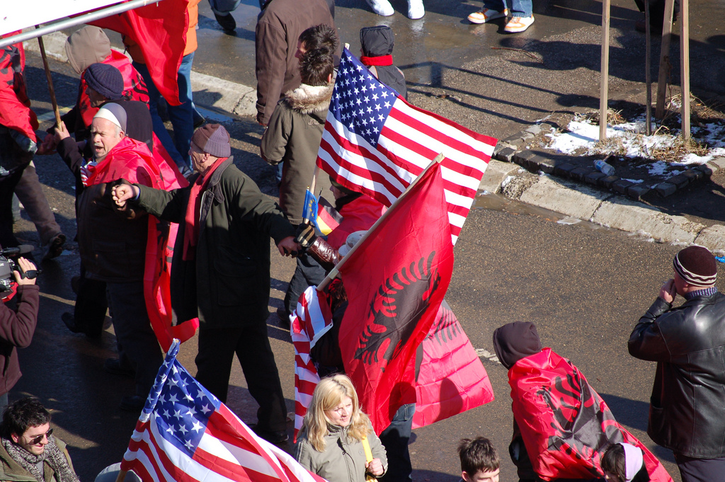 Why the US Supports Kosovo Independence?