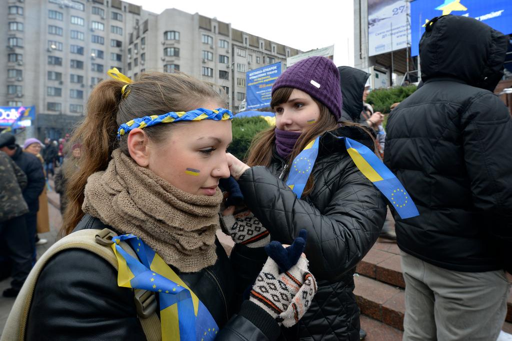 EuroMaidan Ukraine – (Selection of the Best Photos)