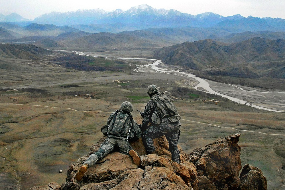Authentic Video on the U.S. Democratization of Afghanistan