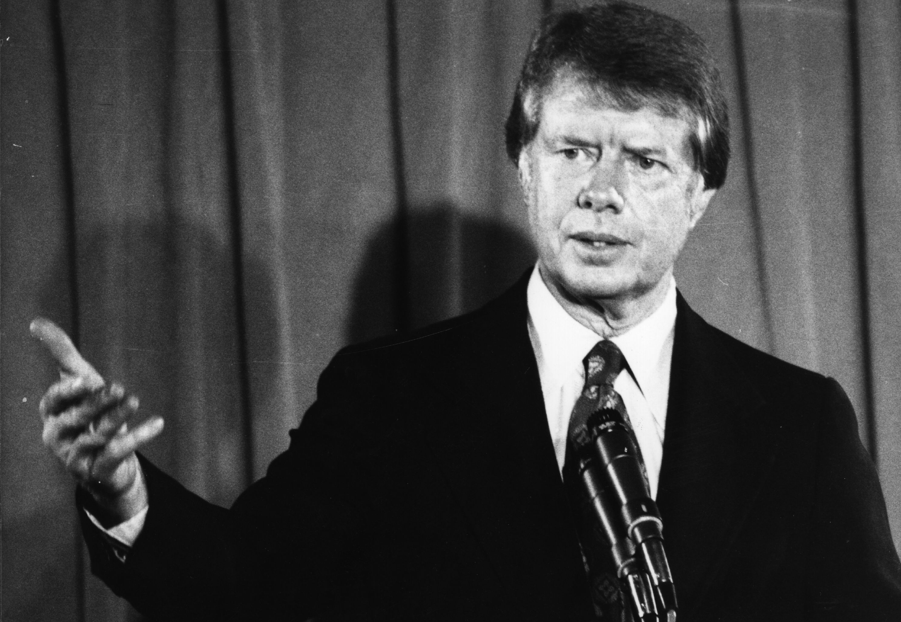 Ex-US President Jimmy Carter: Return of the Crimea to Russia was Inevitable