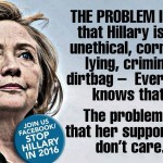 What Hillary Clinton has in Common with Communist China