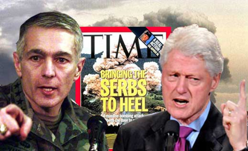 """Why NATO/US's """"Collateral Damage"""" and """"Errors"""" are not a War Crime?"""