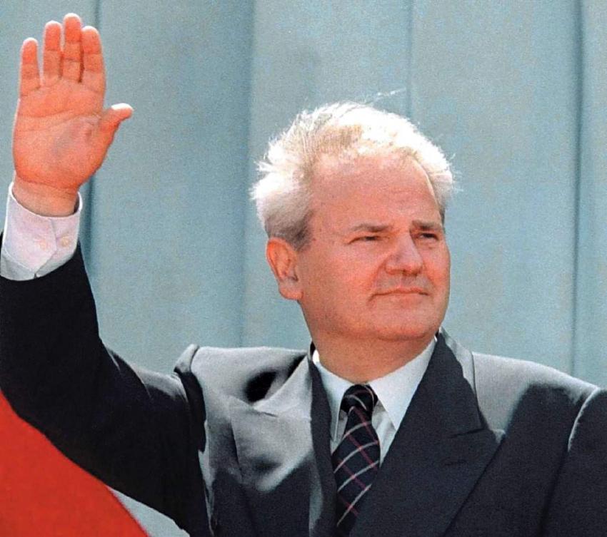 Slobodan Milosevic: The Killing of an Innocent Man