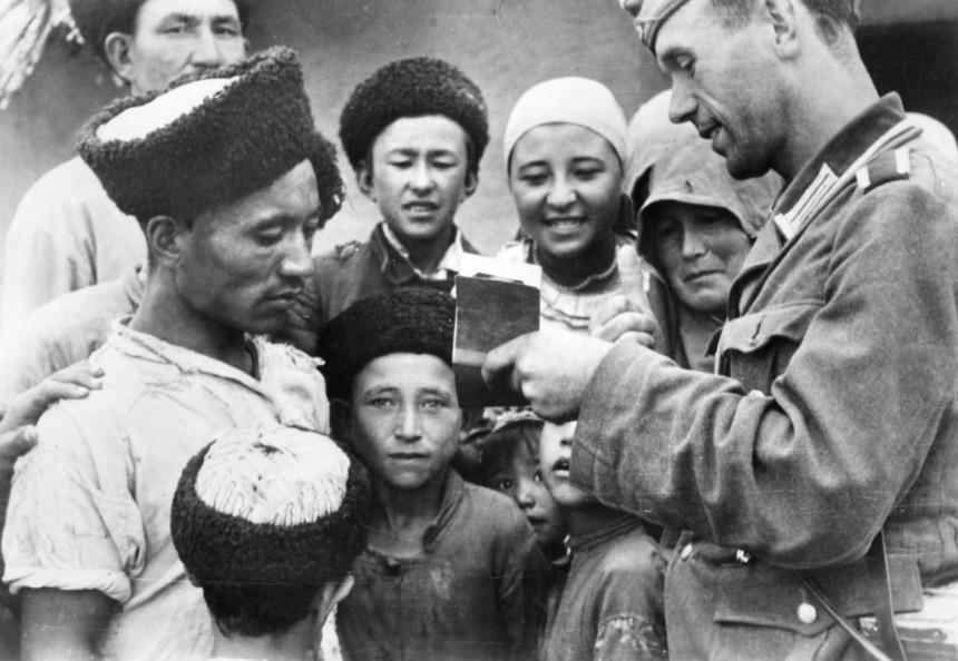 Jamala 'Won' Singing Paean to Tatar SS Nazis