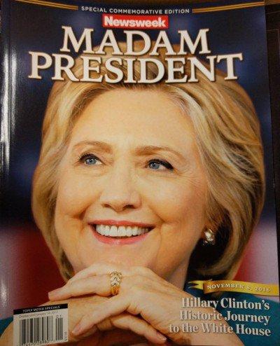 Ms. Clinton, Stop Russian 'Bear Hunting'!