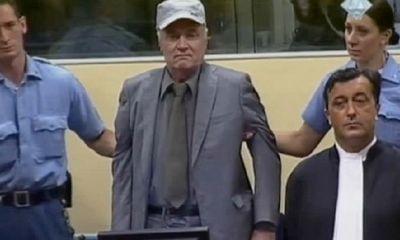 Ratko Mladic's Sham Trial and Conviction