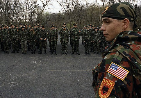 """Remembering the NATO Led War on Yugoslavia: Kosovo """"Freedom Fighters"""" Financed by Organized Crime"""