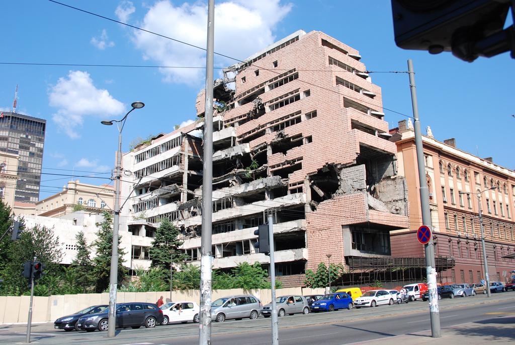 NATO's Reign of Terror in Kosovo & the Destruction of Yugoslavia