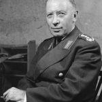 Heusinger, Adolf,  Generalinspekteur der BW 1.4.1957 - 31.3.1961
