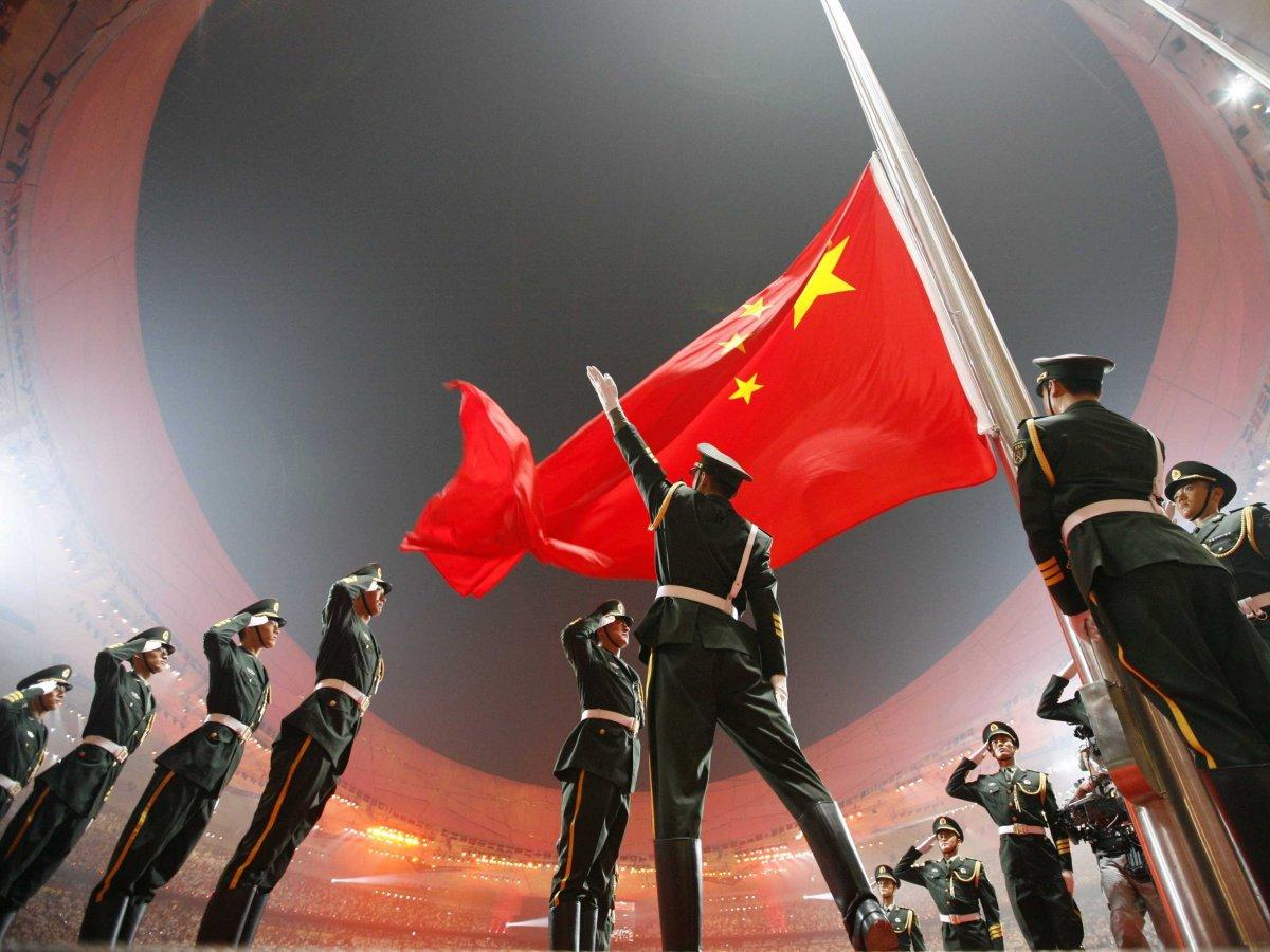 The Geopolitics of American Global Decline: Washington vs China in the 21st Century