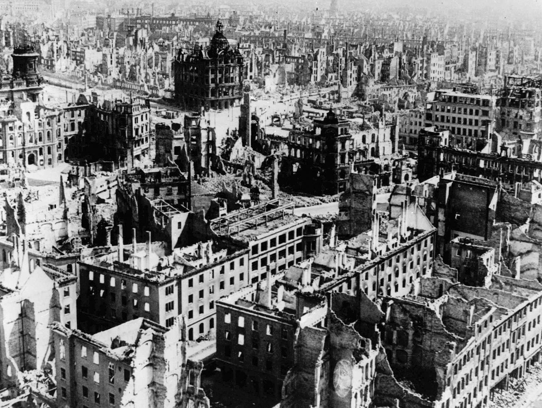 The Unspoken Crimes of World War II: The Dresden Massacre of 1945