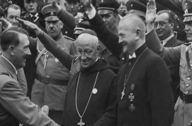Christianity in Europe During WWII