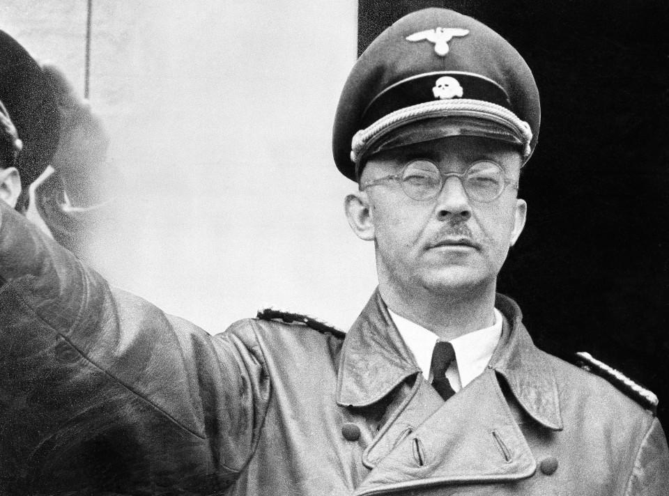 The Waffen SS Against the Serbian Chetniks: Heinrich Himmler's Inspection Tour in Kraljevo, Serbia (October 1942)