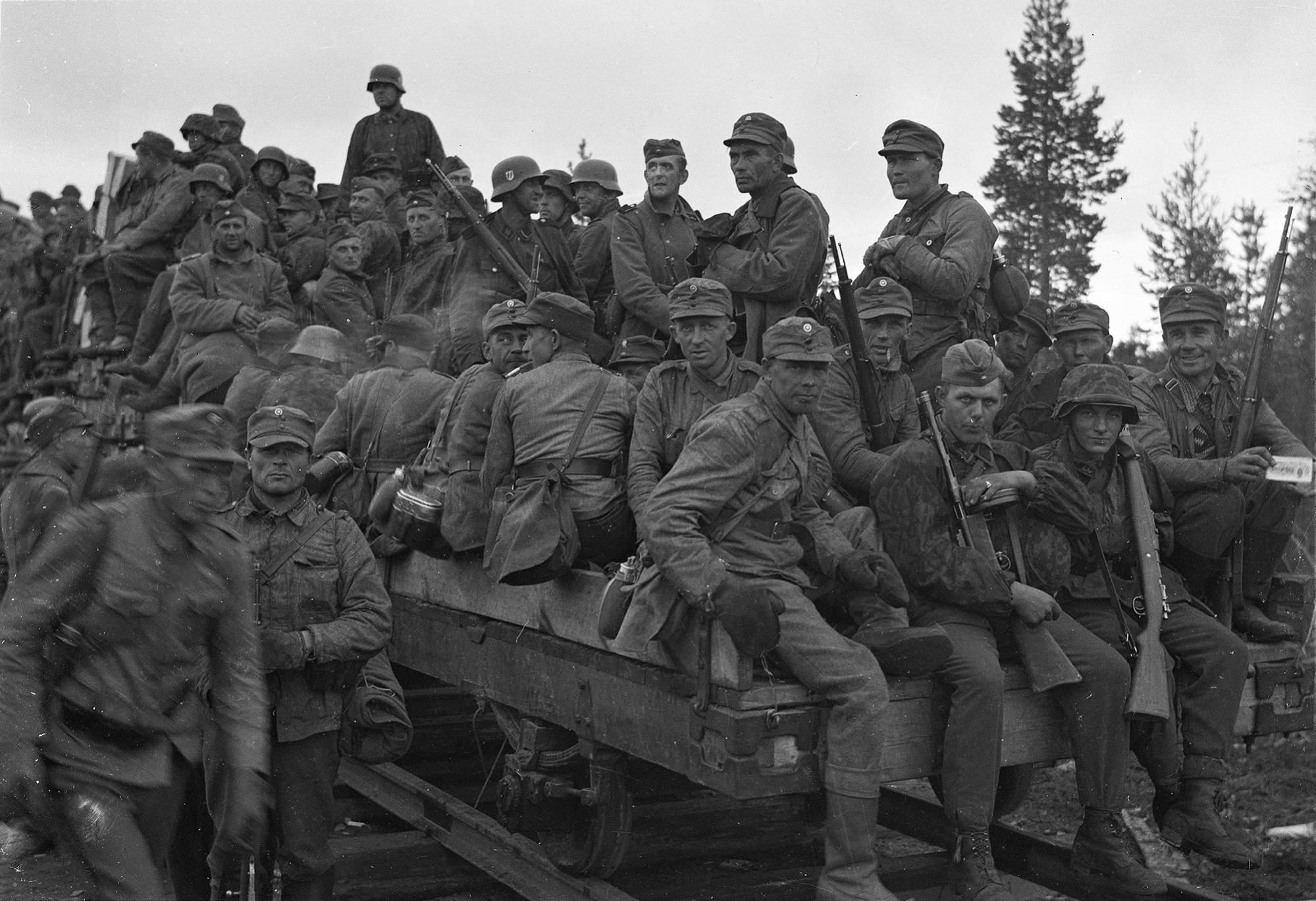 Finland's Nazi Past and the SS Martti Ahtisaari