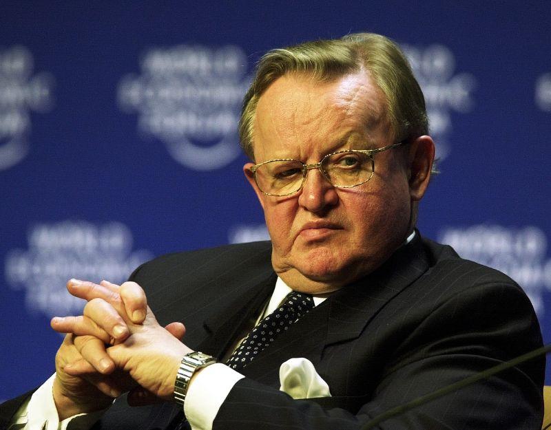 Marti Ahtisaari and the Waffen SS