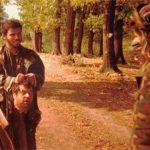 Saudi Arab Islamist beheading Serbs in Bosnia in 1992