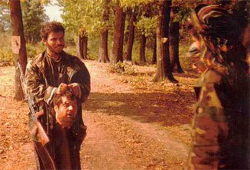 Bosnian Muslim Genocide against the Serbs in Srebrenica Municipality in 1992-1995 (Photo Album)