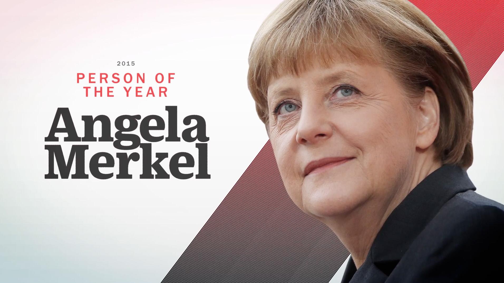 A. Merkel's Responsibility for Kosovo