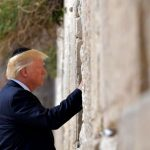 The Note Donald Trump Left in Israel's Western Wall