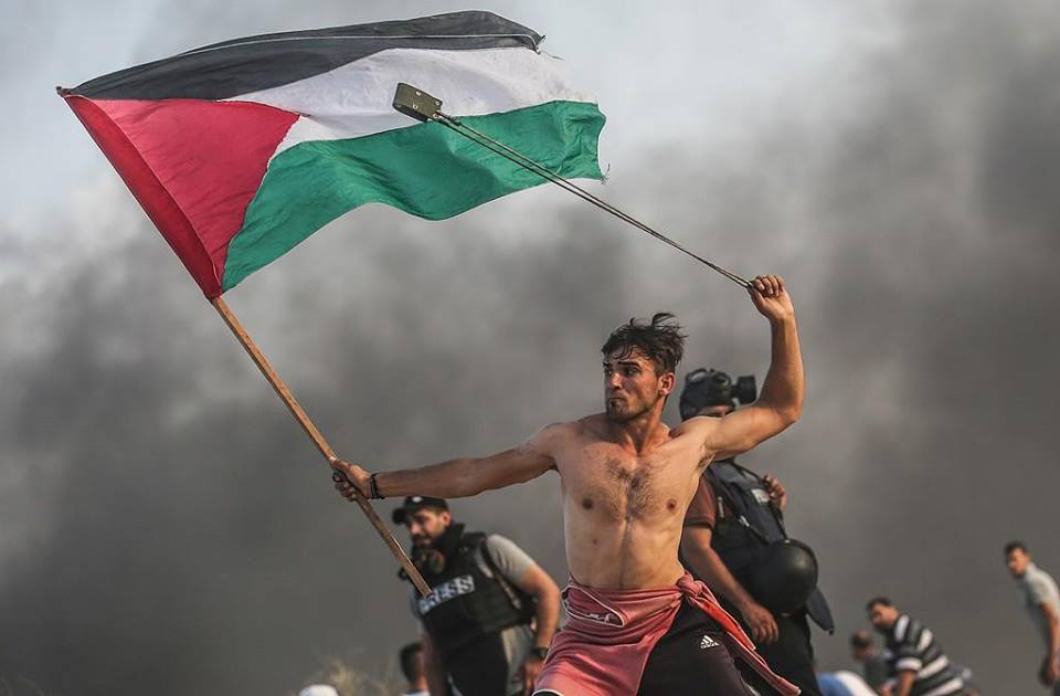Israel Cannot Use Violent Self-Defense While Occupying Gaza
