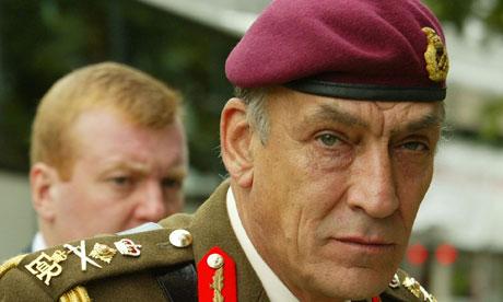 War Crimes by British General Sir Michael Jackson