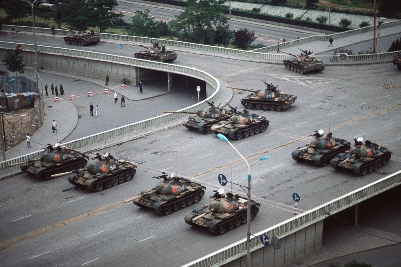 The 1989 Tiananmen Square Massacre? What Massacre?