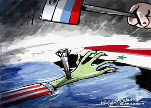 Only Fools and Liars will Blame Assad