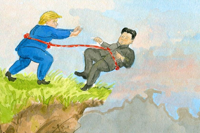 A Telling Comparison: Israel versus North Korea