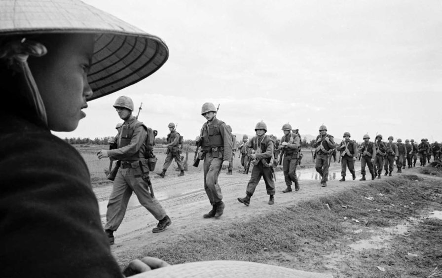 Past all Reason: The Vietnam War