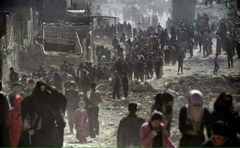 """The Destruction of Mosul: U.S. Crimes against Humanity in the Name of """"Counterterrorism"""""""