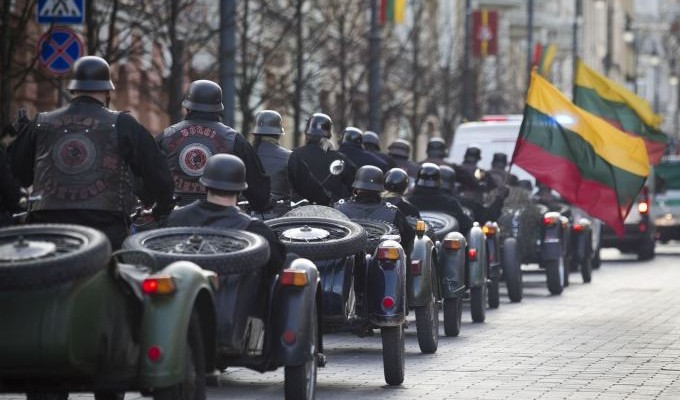 """Emergence of """"Right Sector"""" in Lithuania?"""