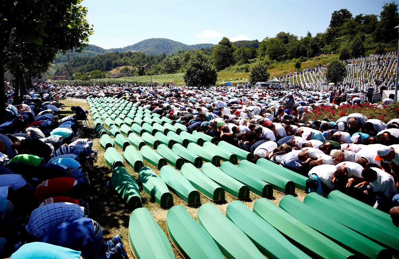Edward S. Herman: The Srebrenica Massacre was a Gigantic Political Fraud