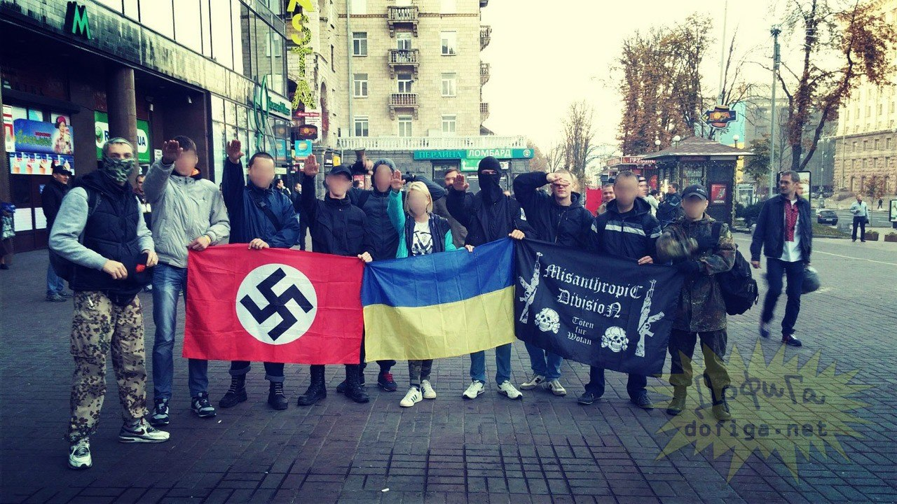 """The """"Pro-Western Revolution"""" in Ukraine has been a Fascist-infested Fraud"""