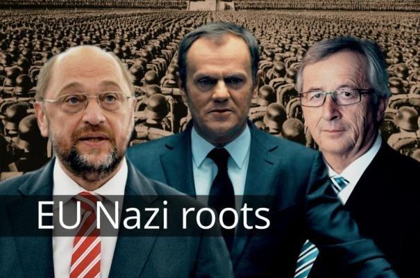 The EU's Architects: Nazis and Nazi Collaborators