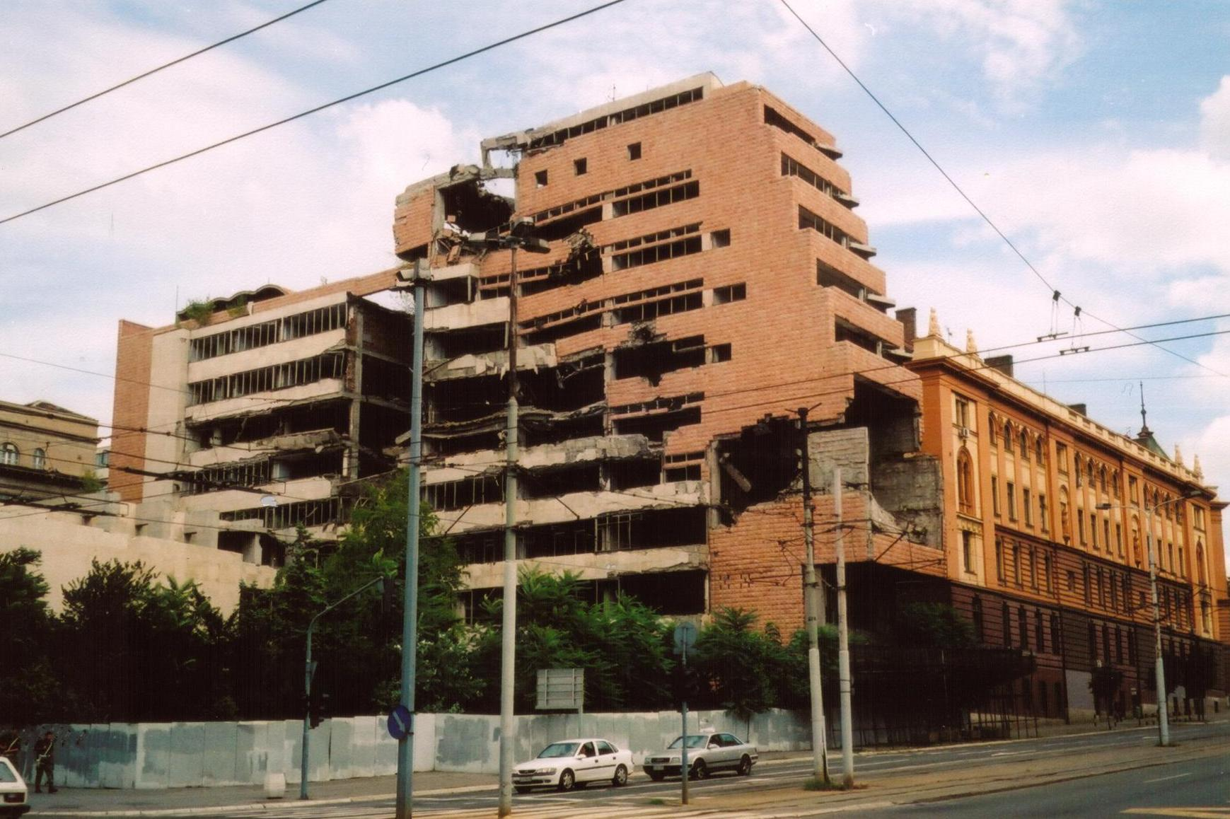 19 Years since the Start of the NATO Military Aggression on Serbia (FRY)