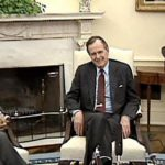 George H. W. Bush: The Man Who Embodied What Putin's Accused of Being