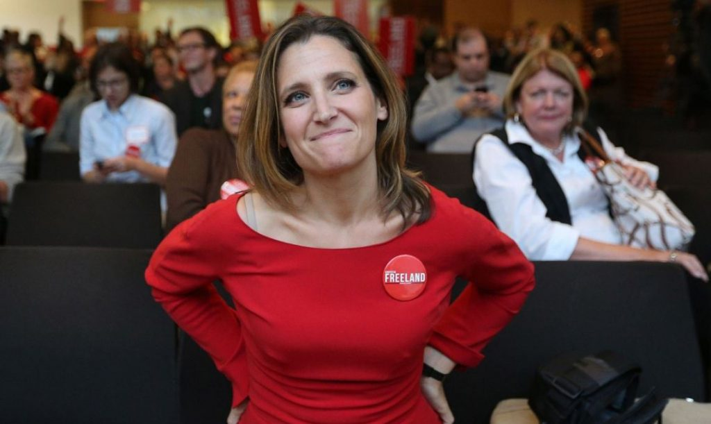Chrystia Freeland's Family Record for Nazi War Profiteering, and Murder of the Cracow Jews