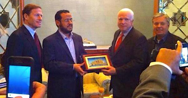 McCain Against the World