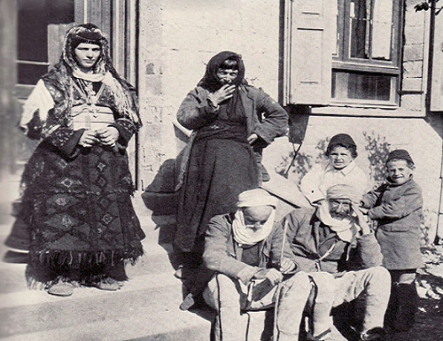 The Albanian Question at the Turn of the 20th Century