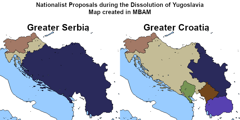 Nationalism, Ideology, and the Formation of the Nation-States Among the Yugoslavs
