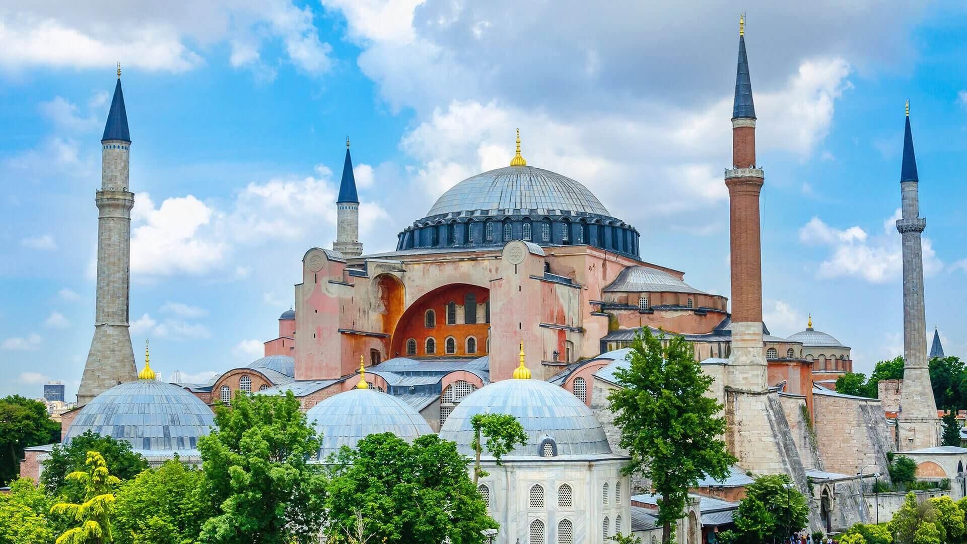 Hagia Sophia: Religion As Politics