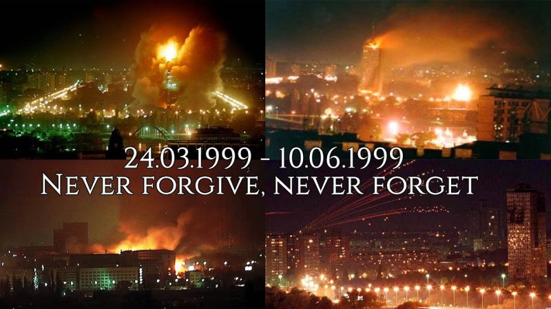 NATO's War on Yugoslavia and the Expulsion of Serbs from Kosovo